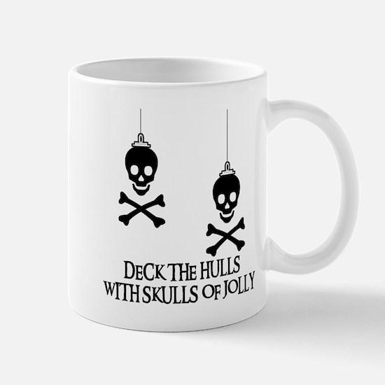DECK the HULLS Mug
