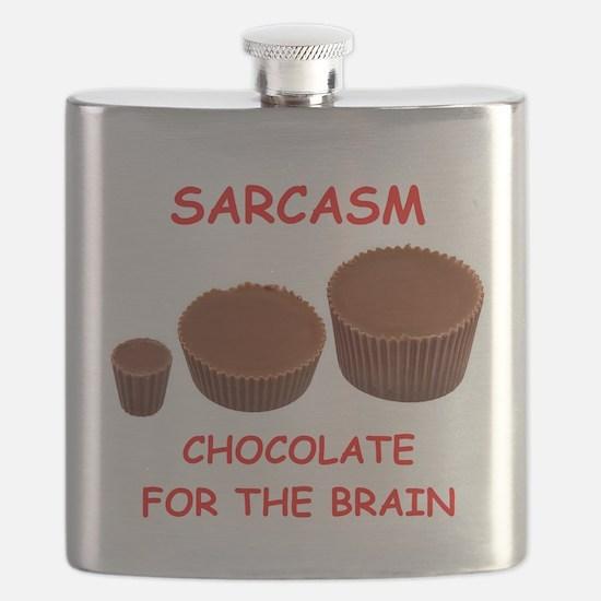 sarcasm Flask