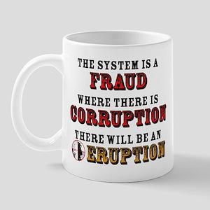 CORRUPTION Mug