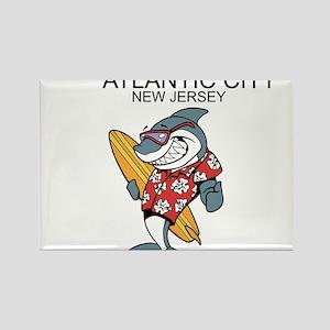 Atlantic City, New Jersey Magnets