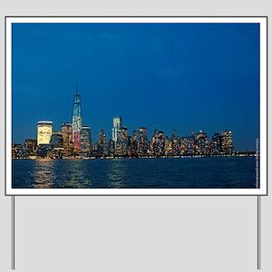 Stunning! New York USA - Pro Photo Yard Sign