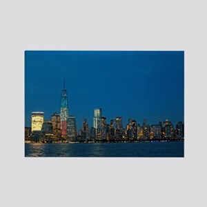 Stunning! New York USA - Pro Phot Rectangle Magnet