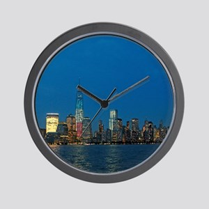 Stunning! New York USA - Pro Photo Wall Clock
