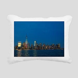 Stunning! New York USA - Rectangular Canvas Pillow