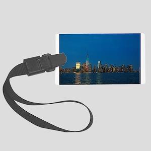 Stunning! New York USA - Pro Pho Large Luggage Tag