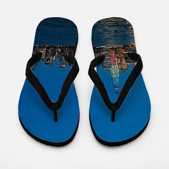 Stunning! New York USA - Pro Photo Flip Flops