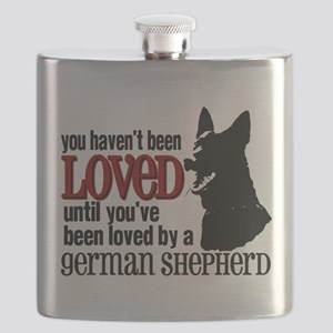GSD Love Flask