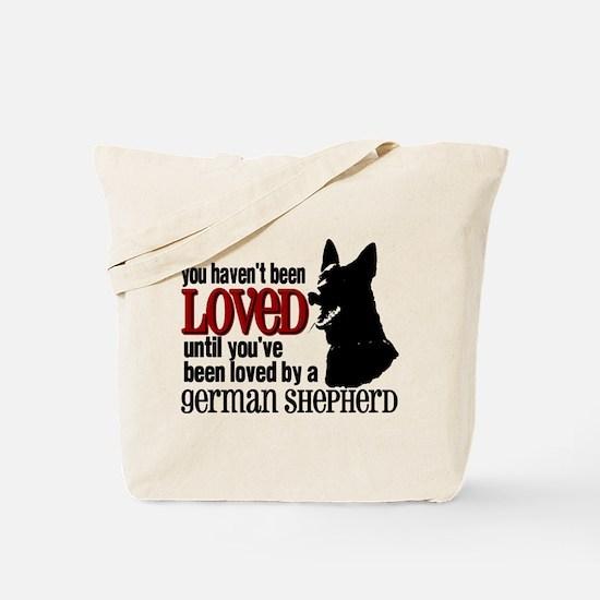 GSD Love Tote Bag