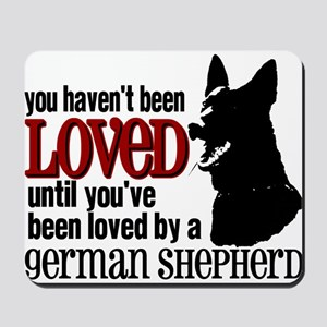 GSD Love Mousepad