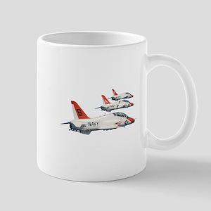T-45 Goshawk Trainer Aircraft Mug