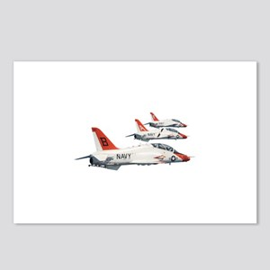 T-45 Goshawk Trainer Aircraft Postcards (Package o