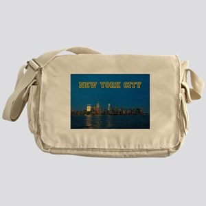 New! New York Skyline - Pro Photo Messenger Bag