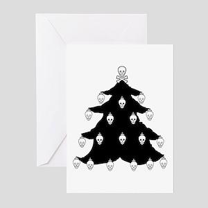 YO CHRISTMAS TREE YO CHRISTMAS TREE Greeting Cards