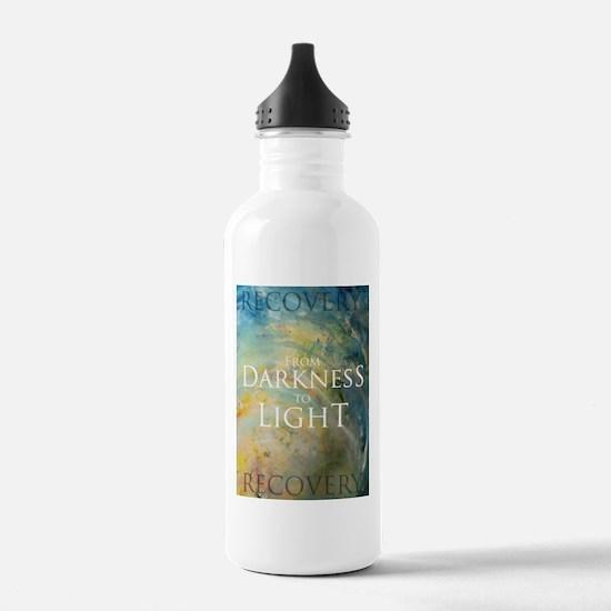 PSTR-from darkness to light.jpg Water Bottle