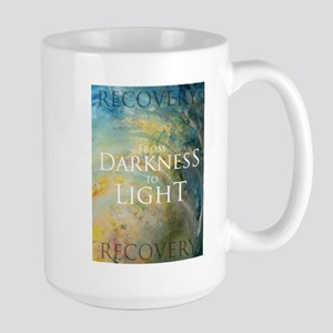 PSTR-from darkness to light Mugs