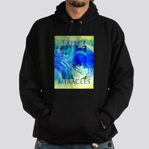 Expect Miracles Art Hoodie