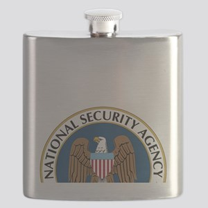 NSA Monitored Device Flask