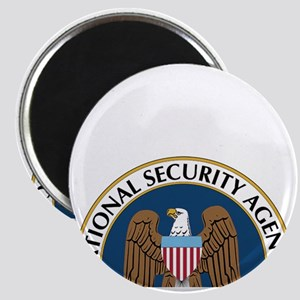 NSA Monitored Device Magnet