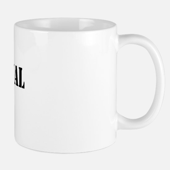 CORRECTIONAL OFFICER Mug