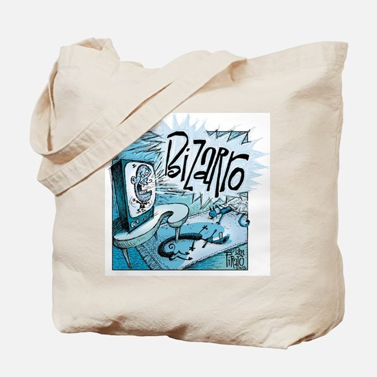 King features Tote Bag