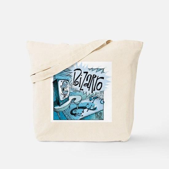 Unique Dan piraro Tote Bag
