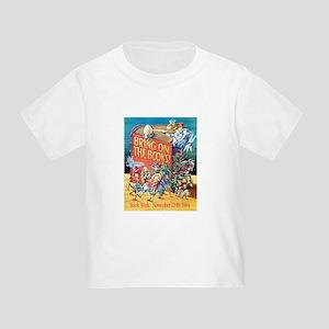 1984 Children's Book Week Toddler T-Shirt