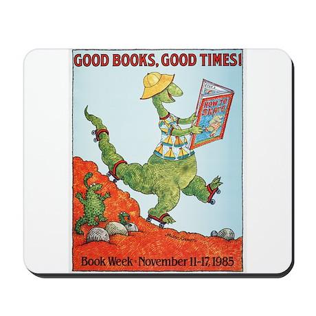 1985 Children's Book Week Mousepad