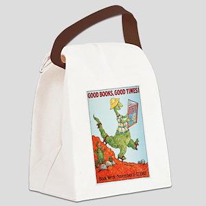 1985 Children's Book Week Canvas Lunch Bag