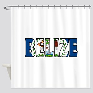 Belize Shower Curtain