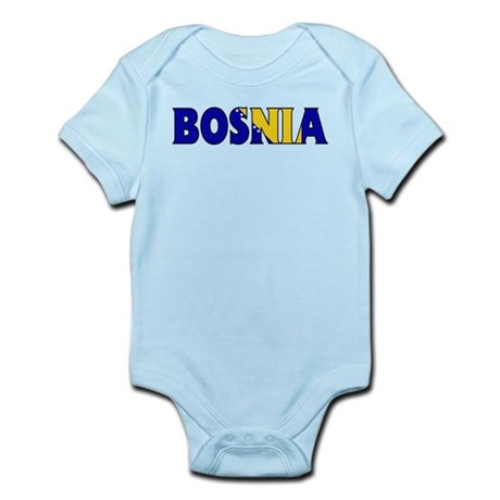 Bosnia Body Suit