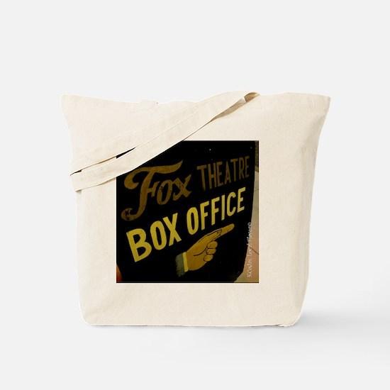 Box Office This Way Tote Bag