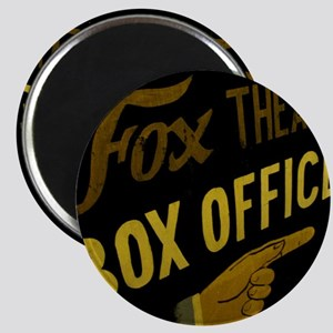 Box Office This Way Magnet