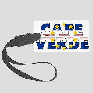 Cape Verde Luggage Tag