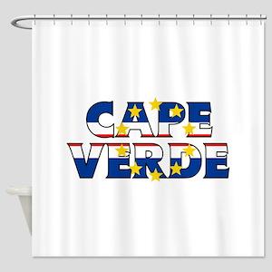 Cape Verde Shower Curtain