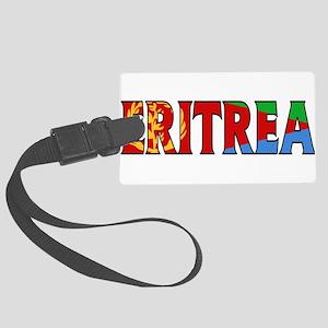 Eritrea Luggage Tag
