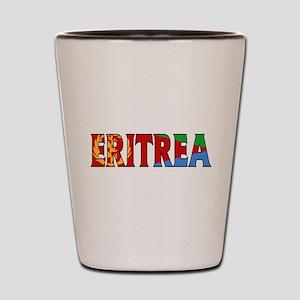 Eritrea Shot Glass