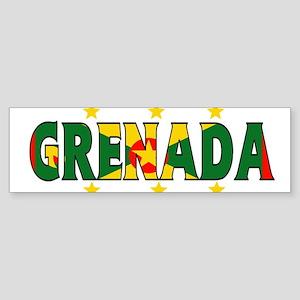 Grenada Bumper Sticker
