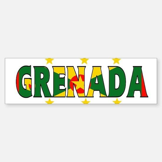 Grenada Bumper Bumper Bumper Sticker