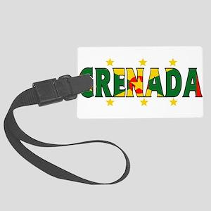 Grenada Luggage Tag