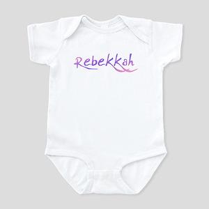 Rebekkah Infant Bodysuit