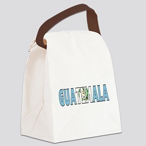Guatemala Canvas Lunch Bag