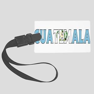 Guatemala Luggage Tag