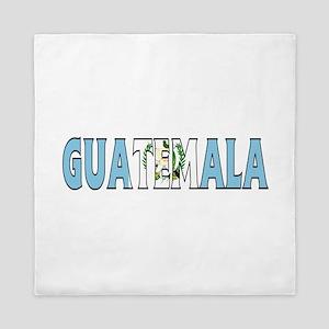 Guatemala Queen Duvet