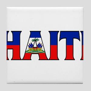 Haiti Tile Coaster