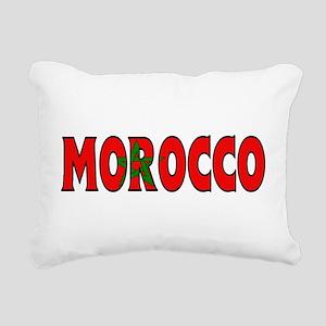 Morocco Rectangular Canvas Pillow