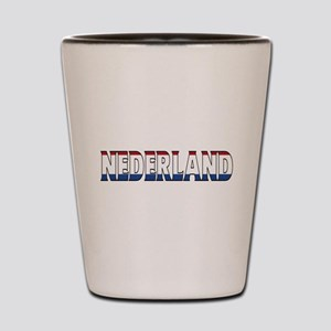 The Netherlands Shot Glass