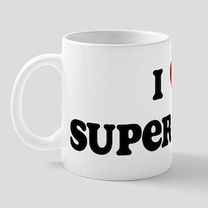I Love Supercross Mug