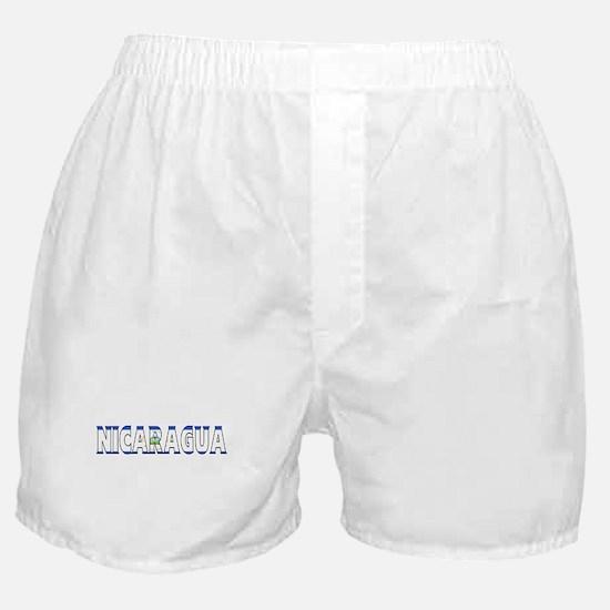 Nicaragua Boxer Shorts