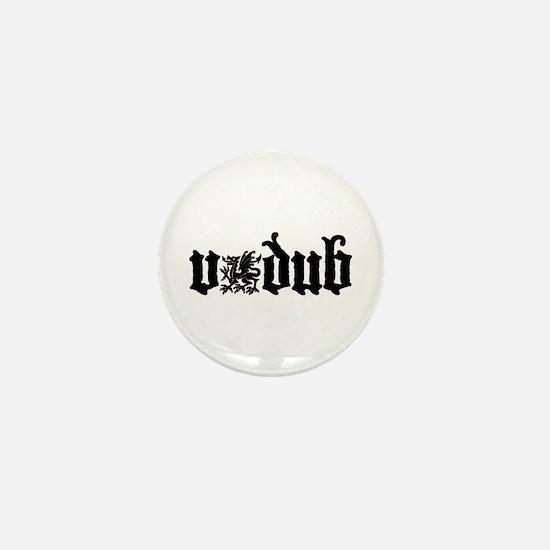 Cute Vdub Mini Button