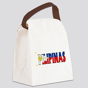 Phillipines Canvas Lunch Bag